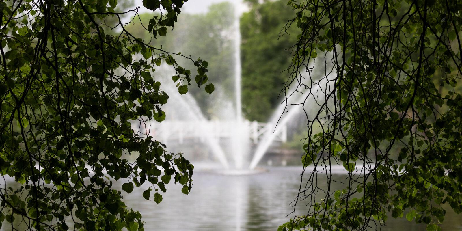 Sala fontän FÖ Bygg